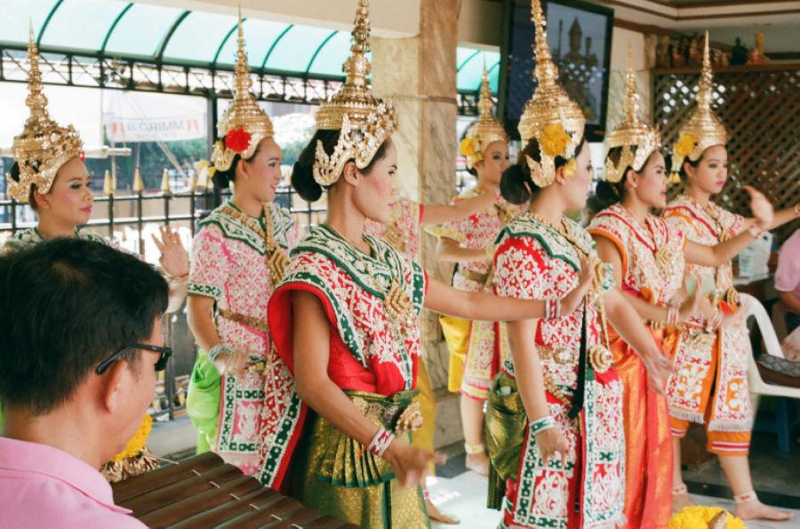 泰国胶片小景