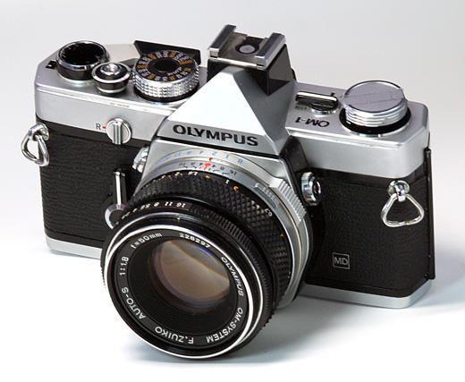 #相机介绍# 豆瓣名机奥林巴斯OM-1 | 胶片的味道
