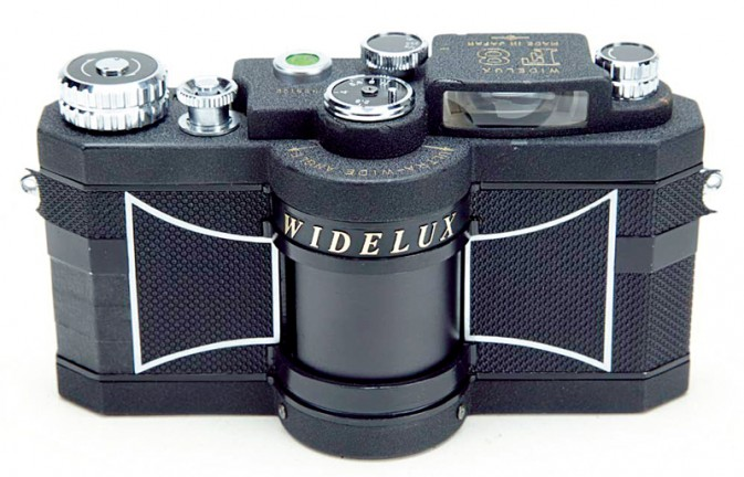 镜头上的舞蹈——WIDELUX宽幅相机