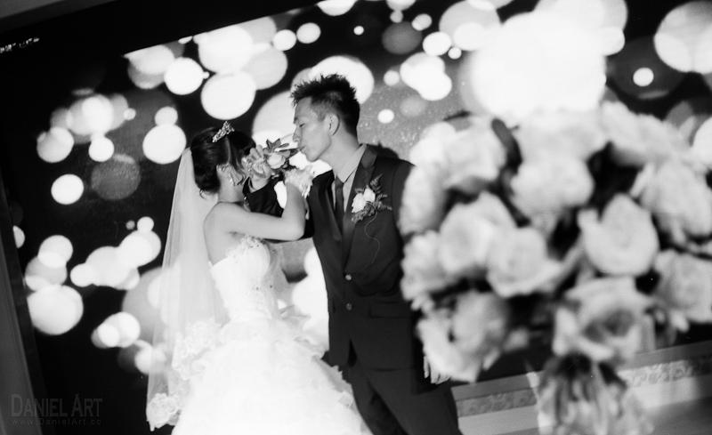 投稿作品No.33 伴郎看婚礼 | 胶片的味道