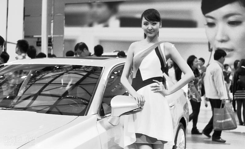 投稿作品No.40 2013上海车展 | 胶片的味道