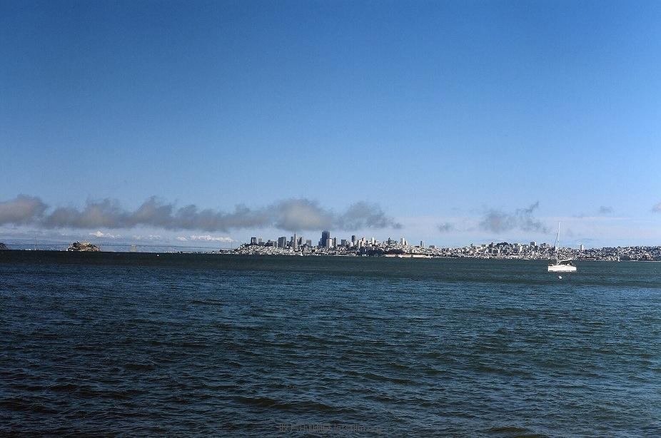 骑行Sausalito,旧金山 (9)