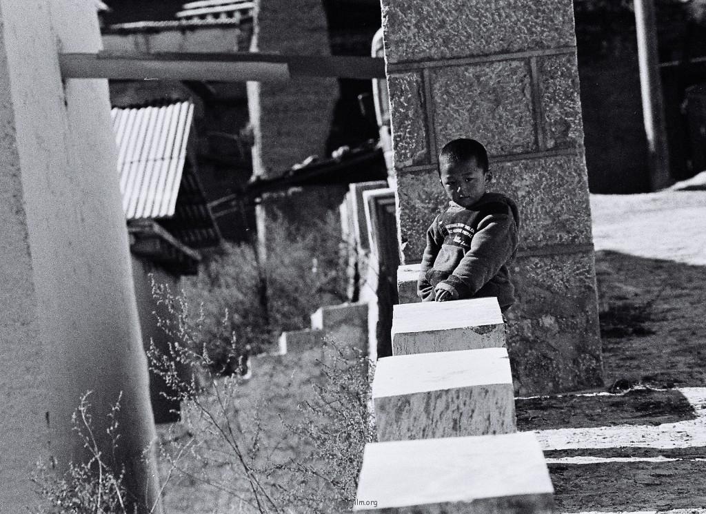 云南记忆——黑白