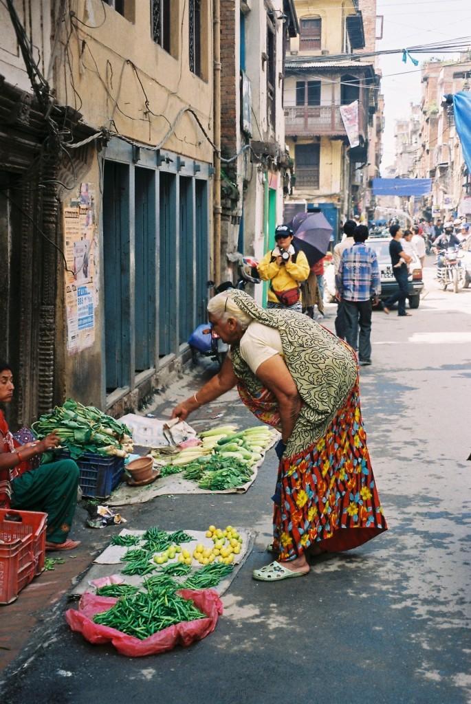 寻常巷陌尼泊尔