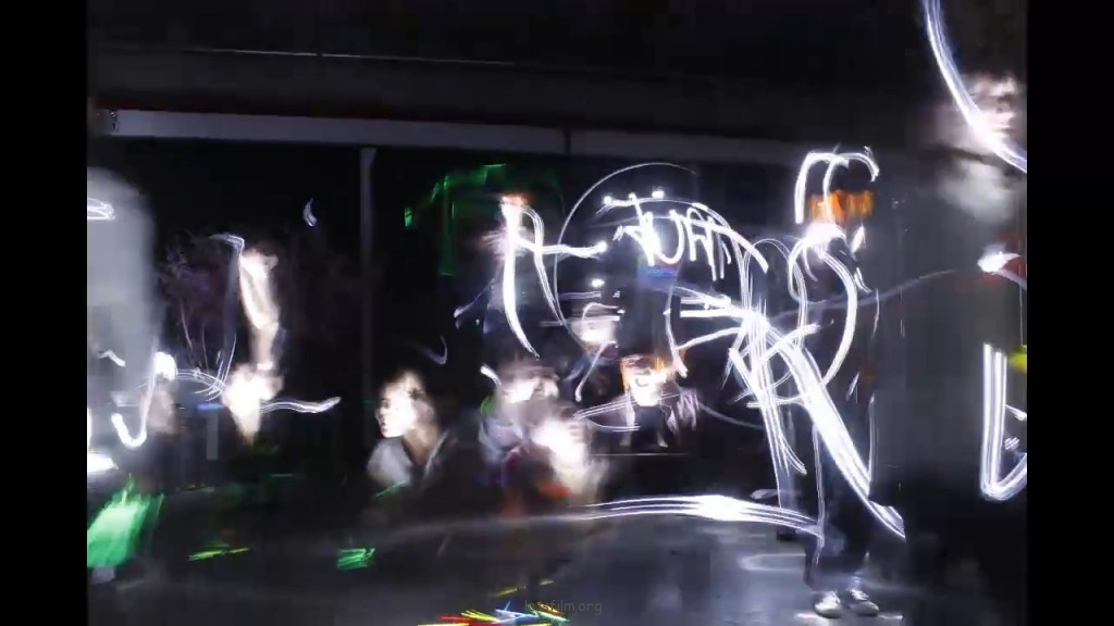 360度光影涂鸦