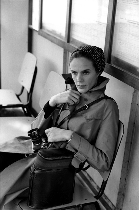 纪实摄影师 Martine Franck