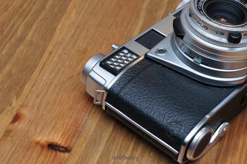 [连动测距相机] Kodak Retina IIIS