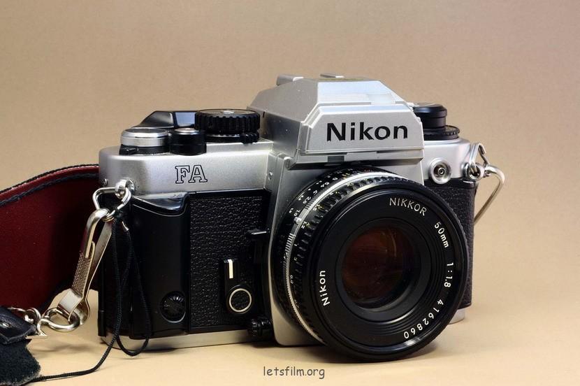 Nikon老相机完全拆解图