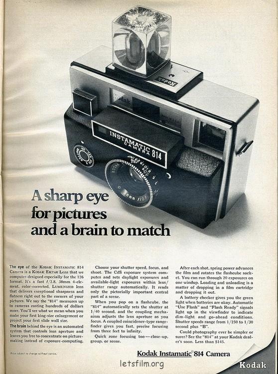 老镜头有辐射!?