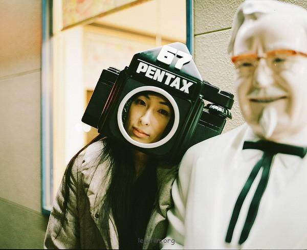 Pentax 67 化身為 Monster 67