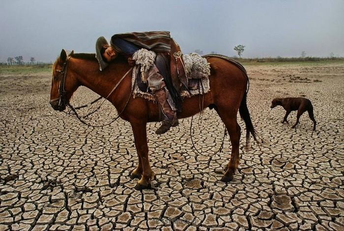 跟着Steve McCurry环游世界