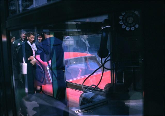 彩色摄影的先驱─Ernst Haas
