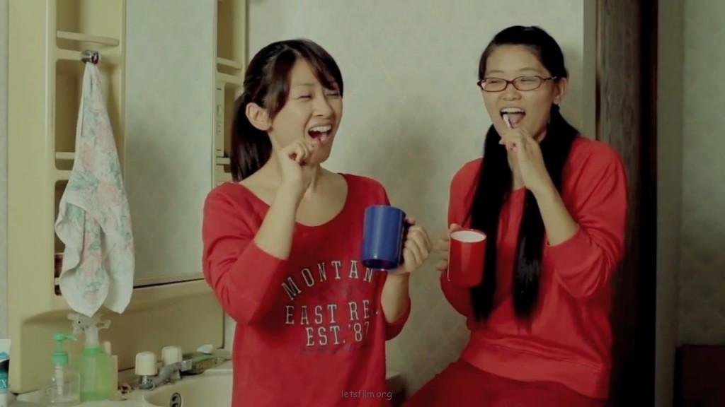 活用旧照片概念的日本温馨广告