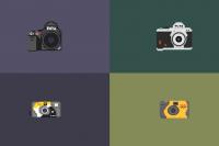 你认识几部相机?