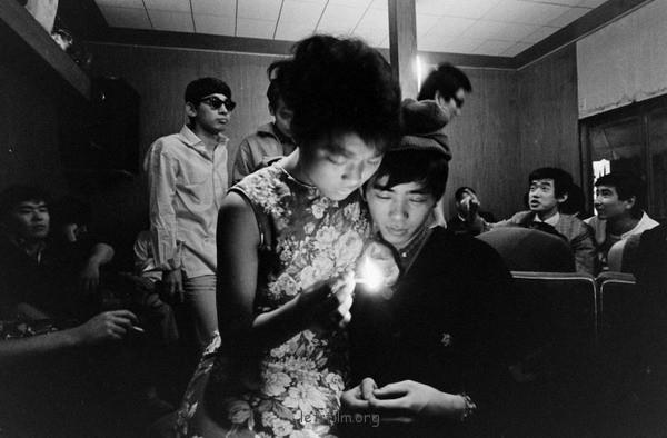 1964年,日本青年叛逆的一代