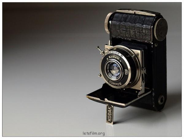 135格式的起点 – Kodak Retina 117