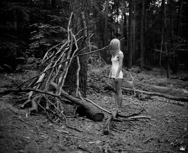 Rolland Andras Flinta的人像摄影作品