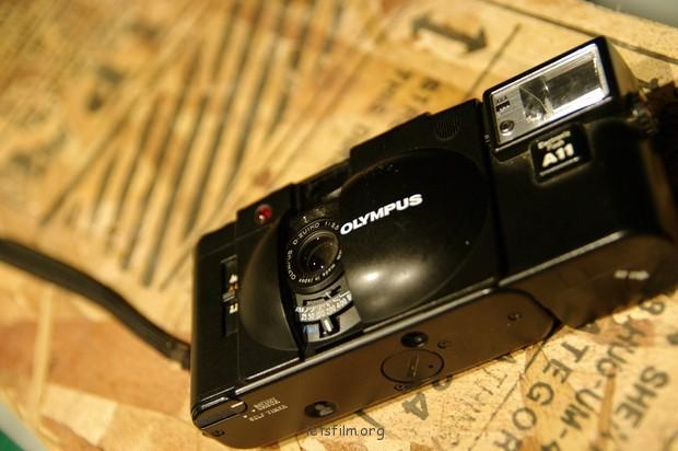 Olympus XA家族成员——XA2