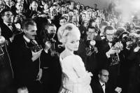 1962年戛纳电影节的老照片