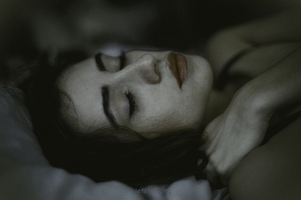 Janine Mizéra的人像摄影
