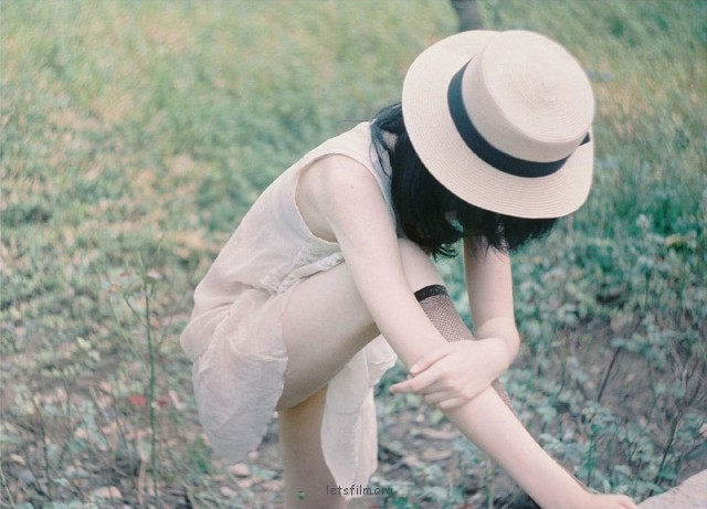 Li Hui的女性摄影写真