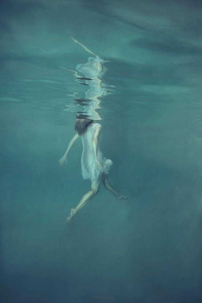 水下的妖娆