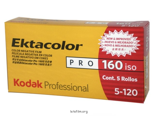Kodak Ektacolor Pro 160