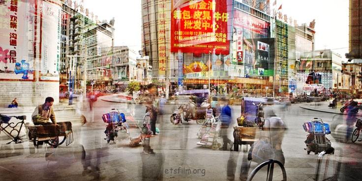 多重城市(一)——上海
