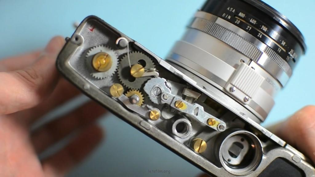 机械之美——Minolta Hi-Matic 7s