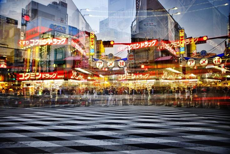 多重城市(三)——东京