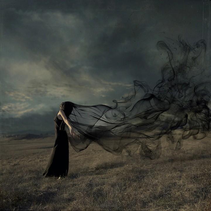 Trini Schultz的超现实摄影作品