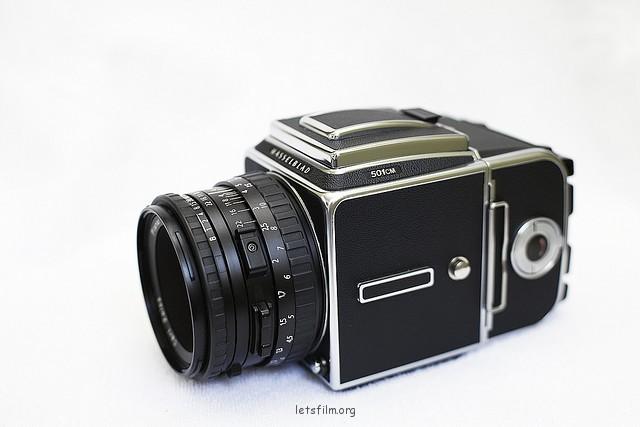 哈苏中画幅相机501CM