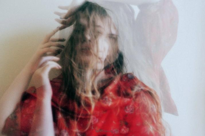 16岁摄影师Amber Ortolano惊人的多重曝光摄影作品