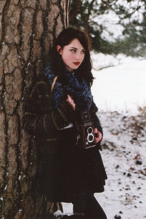 Millie Clinton的四季(冬)