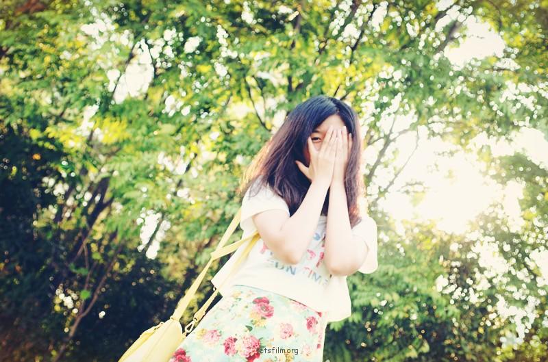 妍姑娘の夏天