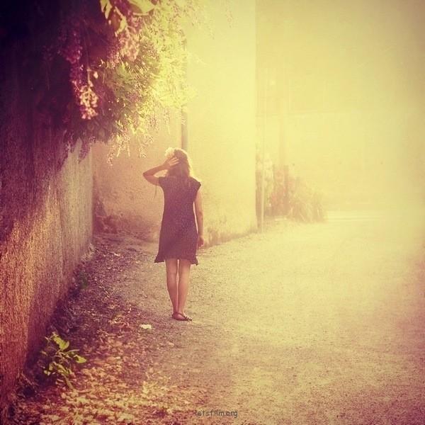 Julie de Waroquier的神秘梦幻的摄影作品