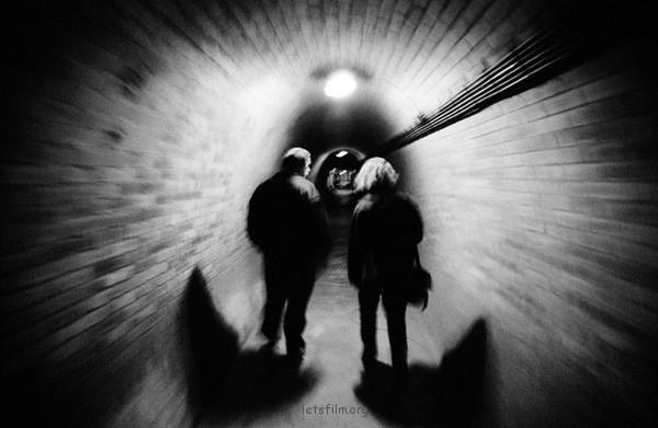 黑与白—摄影记录社会的变化