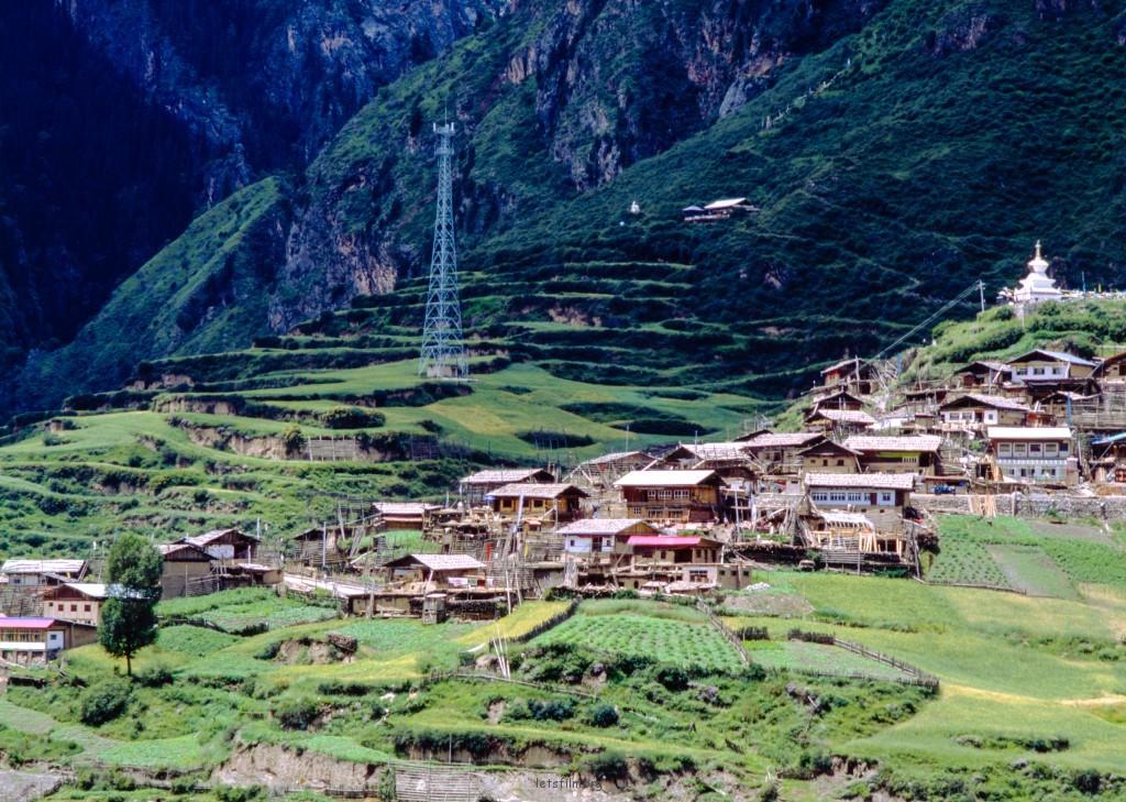 藏地秘境扎尕那