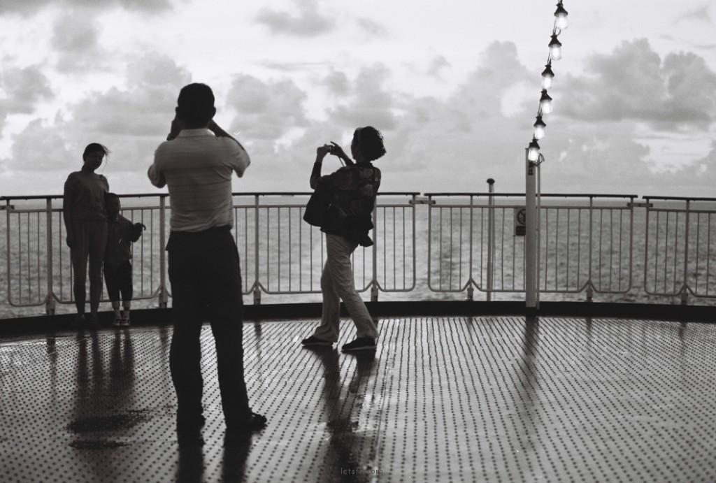丽星游轮,一个简单的海上假期
