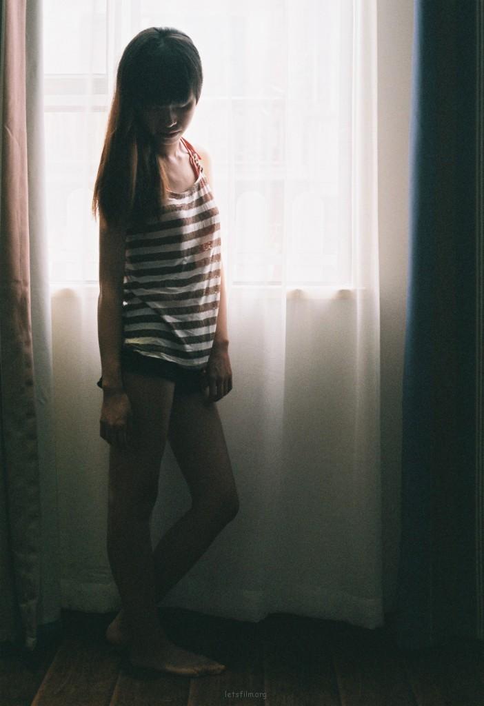 獨處的時候