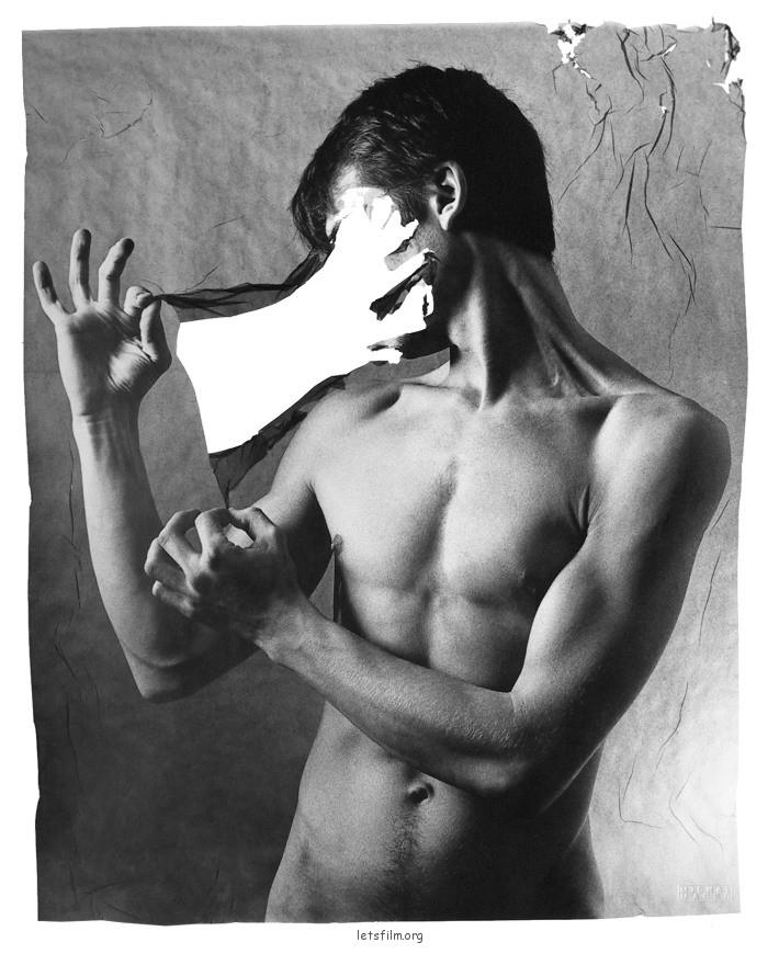 Gellage︰撕裂的影像,撕裂的灵魂