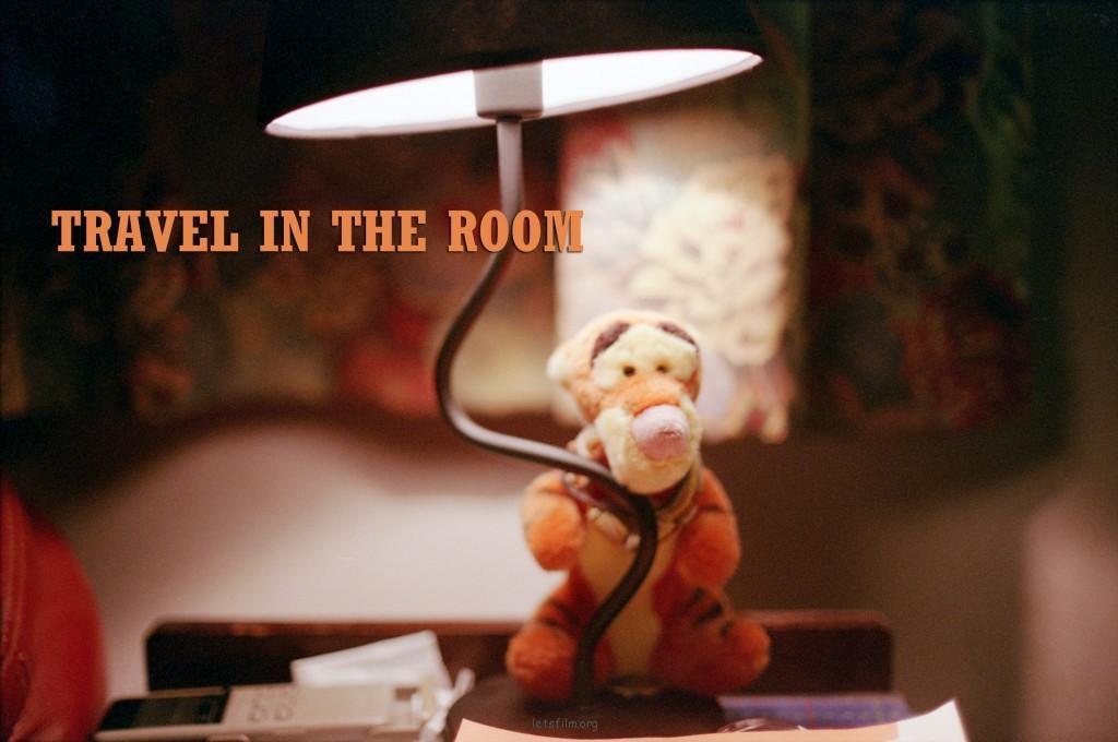 TRAVEL IN TEH ROOM