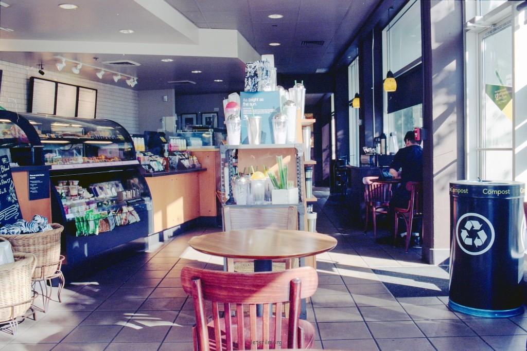 七月咖啡馆
