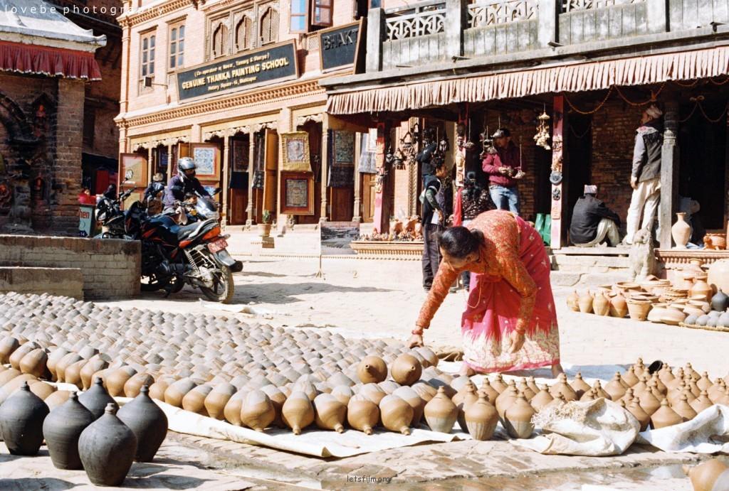 时间停止的尼泊尔