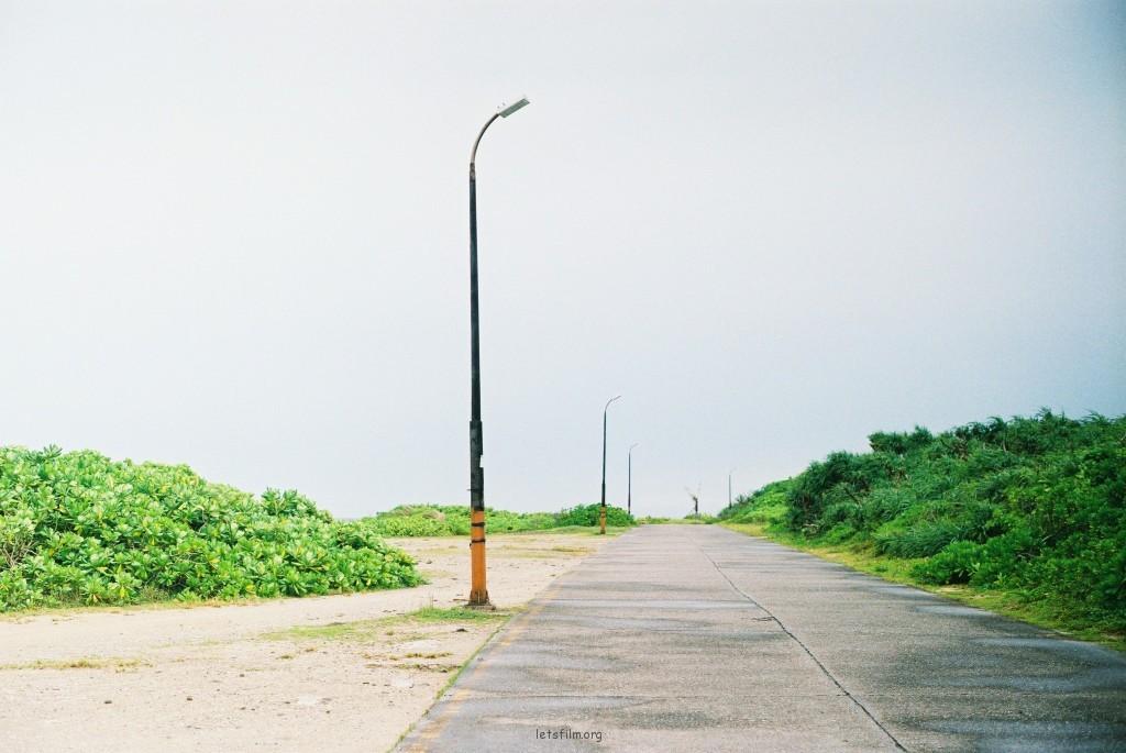 环骑绿岛,陆蟹出没