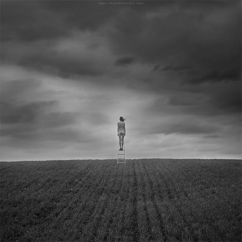 Pavel Tereshkovets的黑白摄影作品