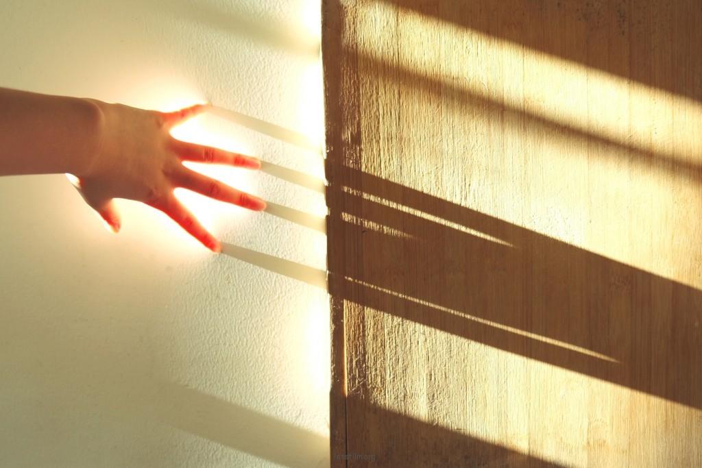 角落里找阳光