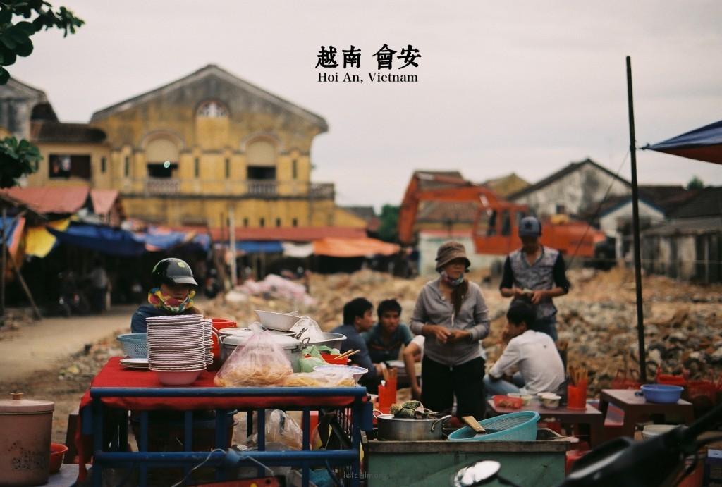 越南,让时间慢慢流…