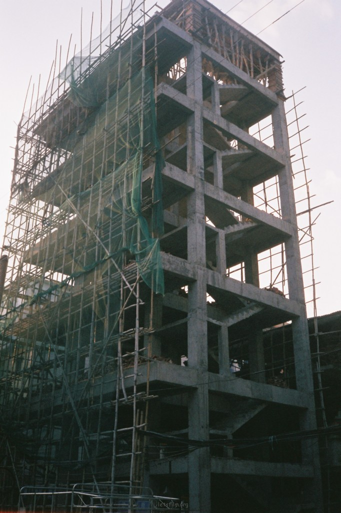 【Building】#Konica Pop FUJI业务卷#