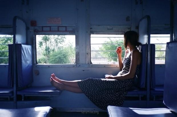 一个人的宁静时刻